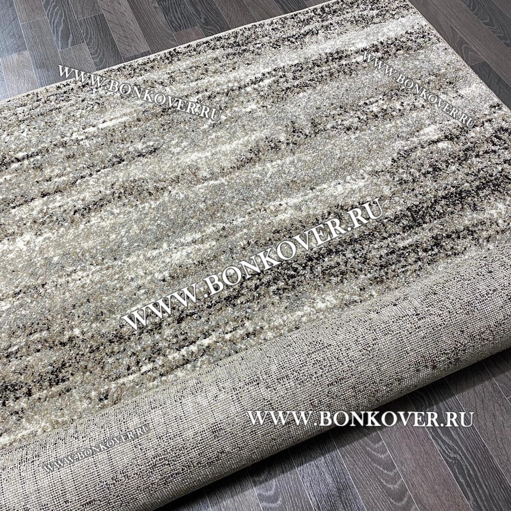 Ковер Лофт Grey Brown 02 Прямоугольный
